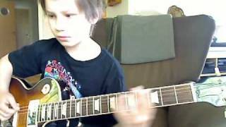 Children of Bodom Bodom Beach Terror Guitar cover