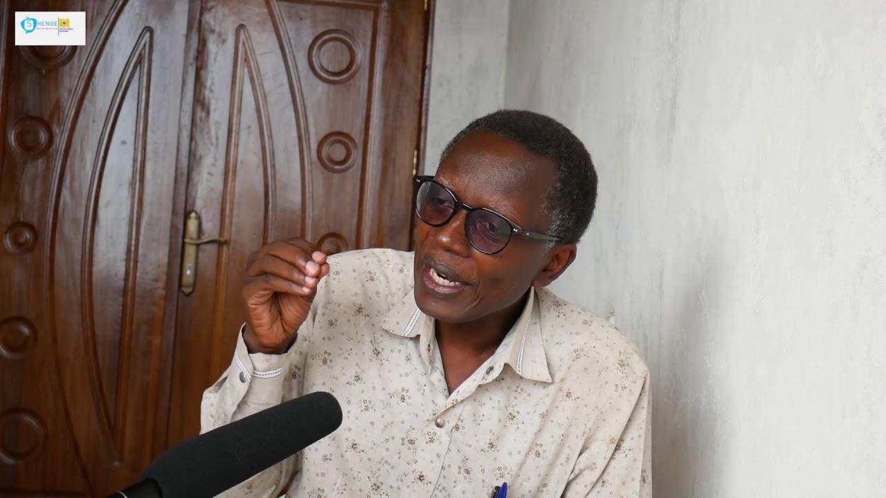"""Pst Rutayisire Antoine ati """" divorce ziri guterwa na IT ikindi nuko abantu batigishwa."""