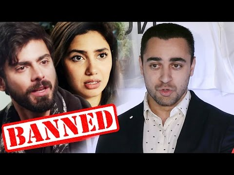 Imran Khan's SHOCKING Reaction On Banning Pakistani Artists In India