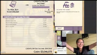 Winning CASHFLOW Game Online in 10 Minutes + Tutorial and Tips -  Financial Education Simulation