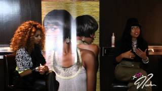 Girl Talk With Melanie Fiona presented by Xo Necole and Ultra Sheen Supreme