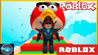 Roblox 🔶 Angry Birds OBBY 🔶 Roblox Gameplay ( Deutsch/German )