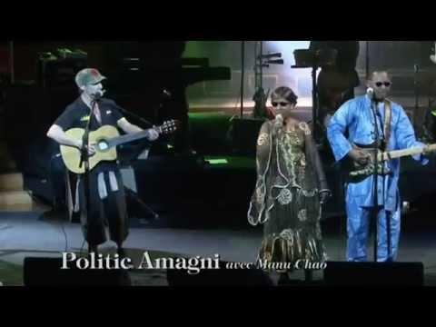 Mariam Amadou Manu Chao Live