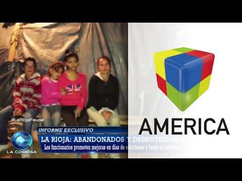 La Rioja: Abandono y desnutrición