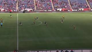 Video Gol Pertandingan New England Rev. vs Colorado Rapids