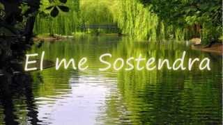 El Me Sostendra-Edith Aravena (letra)