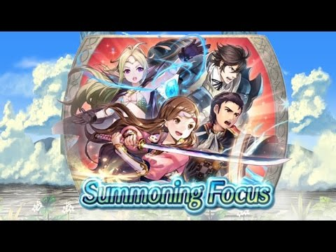 The Best Focus Banner in awhile, the Zephiel Focus Banner Review: Fire Emblem Heroes