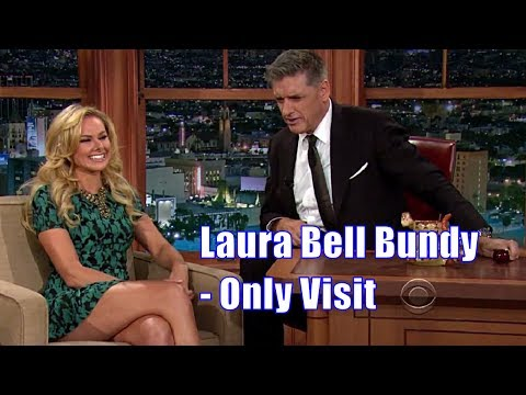 Laura Bell Bundy  Is Allergic To Beer  Only Appearance