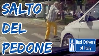 BAD DRIVERS OF ITALY dashcam compilation 08.07