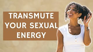 Your harness How sexual energy to