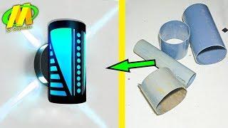 inovasi-lampu-dinding-dari-pipa-pvc