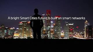 Smart Cities - Shaping the always on communities of tomorrow