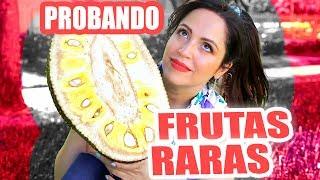 Probando Frutas RARAS Asiáticas y Exoticas! SandraCiresArt thumbnail