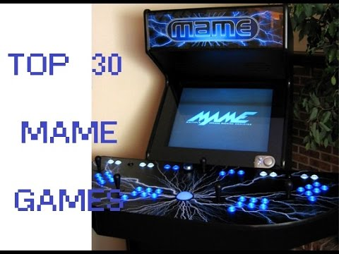 Top 30 Mame Games, Best Classic Arcade Games, Best Pc Emulator