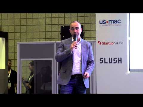 Technology VC & Startups, Intel Capital Story – Baris Aksoy