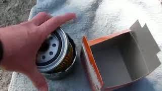 Как выглядит поддельный масляный фильтр Mahle OC 383