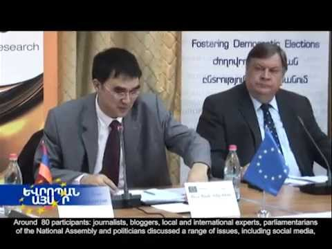 """""""Europe Today"""" programme # 10 (December 28, 2013, with English subtitles)"""