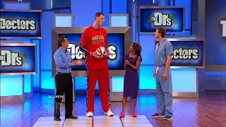 7ft-7-paul-sturgess-appearance-on-the-doctors