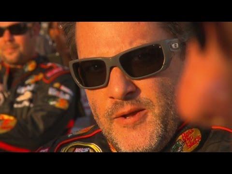 Racers react to Tony Stewart's return