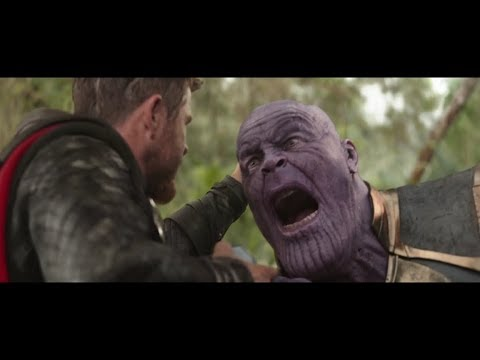 Sarah Ruth - WATCH: Thanos Not so Scary Anymore