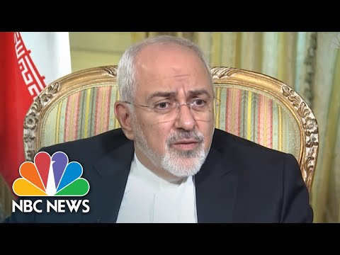 Iran Warns Against U.S. Withdrawal From Nuclear Deal | NBC News