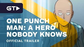 One Punch Man: A Hero Nobody Knows - Official Release Date Trailer