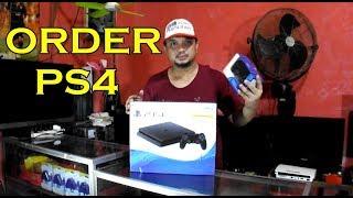 Pemesanan PS4 bisa di sini....