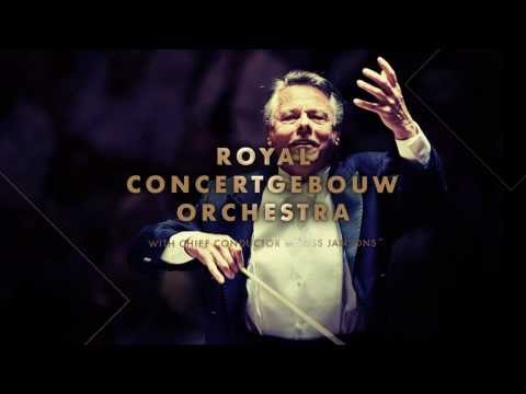 Sydney Opera House: The Royal Concertgebouw Orchestra - 125 Years in the Making