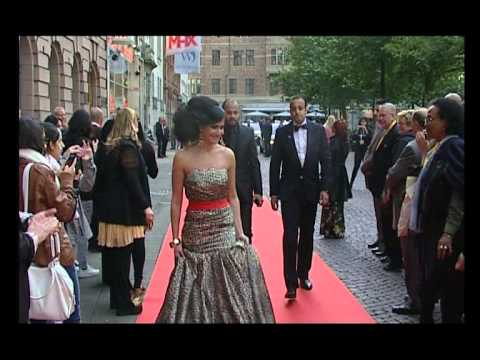 Malmo Arab Film Festival Red Carpet 2011