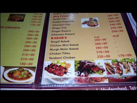 Malgudi Family Restaurant in Miyapur, Hyderabad | Menu | Yellowpages.in