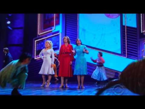9 to 5 The Musical ~ Opening Number at 63rd 2009 Tony Awards. Watch in HD!