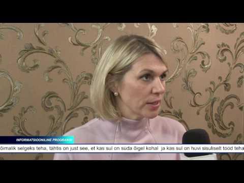 Küsimusele Eesti ministrite suhtes vastas endine minister Urve Palo