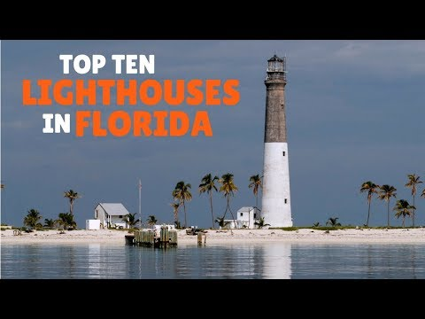 Top 10 Lighthouses in Florida