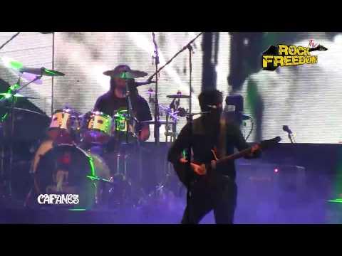 CAIFANES EN CONCIERTO Festival Primavera Culiacán Sinaloa 2018