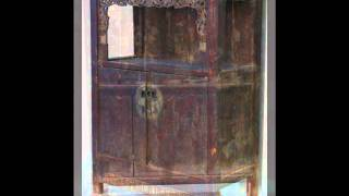 Antique Chinese Display Cabinet _cs1016.wmv