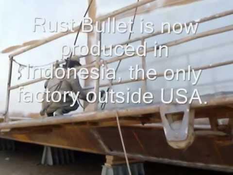Corrosion Protection Coating Indonesia