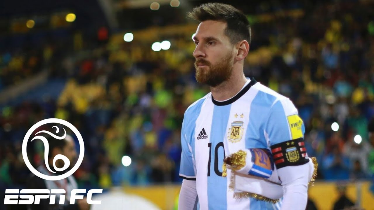 super popular 524f2 75128 Projecting Argentina's World Cup starting XI: How much help does Lionel  Messi have? | ESPN FC