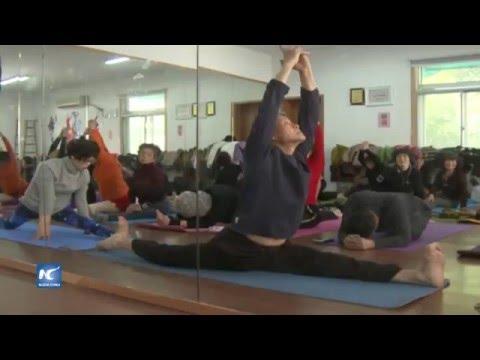 Cuerpo y mente de 72 años, sanos gracias al yoga