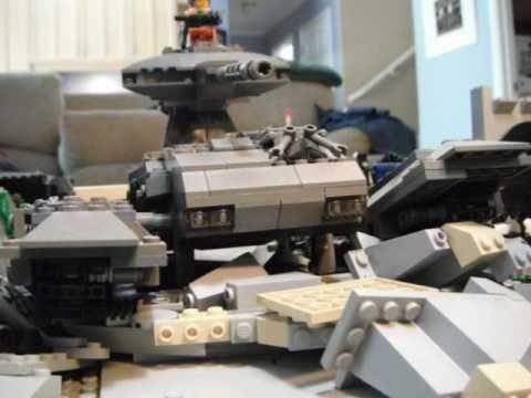 Lego Rc Halo Scorpion Instructions Quick Youtube
