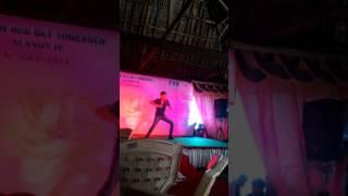 imaye imaye song dance performance by thiva