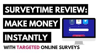 Join surveytime: https://www.frugalforless.com/go/surveytime in this surveytime review, we cover how it works, if it's a scam or legit and much you can m...