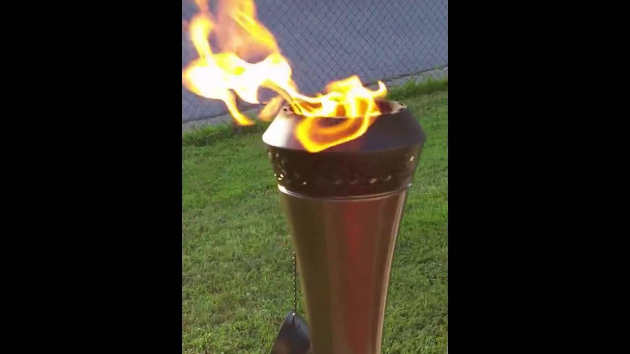 Tiki Brand Island Torch Youtube