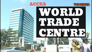 World Trade Centre via Accra Central and Ridge Enjoy the ride with the Seeker Ghana