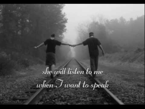Depeche Mode - Somebody - with lyrics