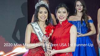 Judy Li - 2020 Miss Massachusetts Teen USA 1st Runner-Up | ETFashion Model