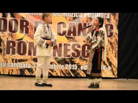 Clubul Copiilor Berca-Dragaicutele- Dor de cantec romanesc 2015 (Music Factory)