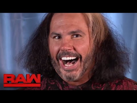 "Matt Hardy vows to ""delete"" Bray Wyatt: Raw, Dec. 4, 2017"