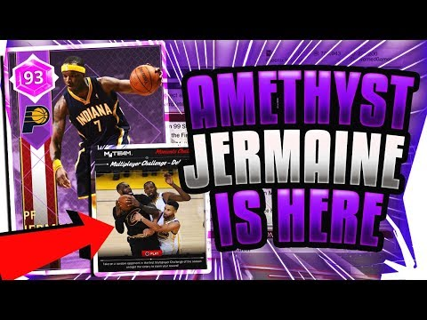 AMETHYST JERMAINE O'NEAL IS HERE! FIRST MULTIPLAYER MOMENTS CHALLENGE! FREE AMETHYST!