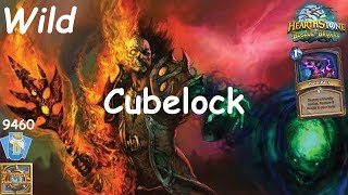 Hearthstone: Wild Cubelock #1: Witchwood (Bosque das Bruxas) - Wild Constructed