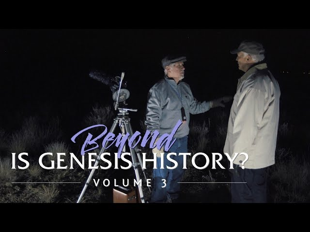 What is so Amazing about the Moon? - Beyond Is Genesis History Clip